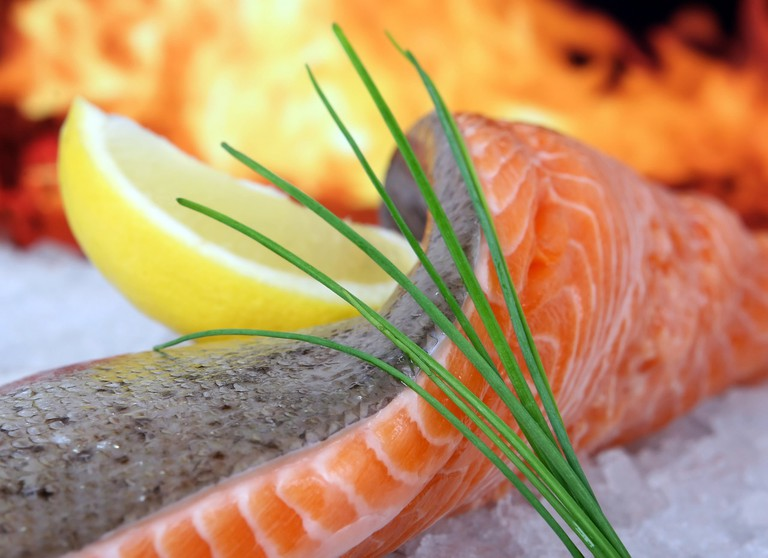 At the Restaurante Bóia Bar, fresh fish is on the menu daily.