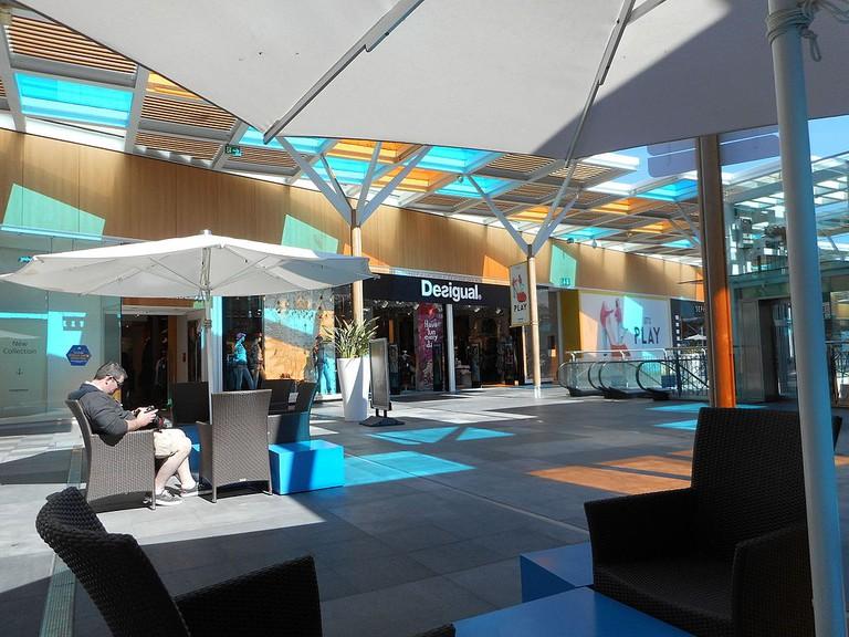 The Desigual store in Centro Comercial Aqua Portimão