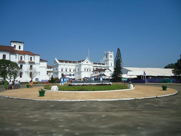 Archaeological Museum Goa