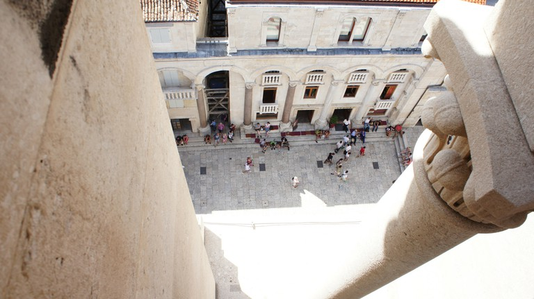 View from Cathedral bell tower