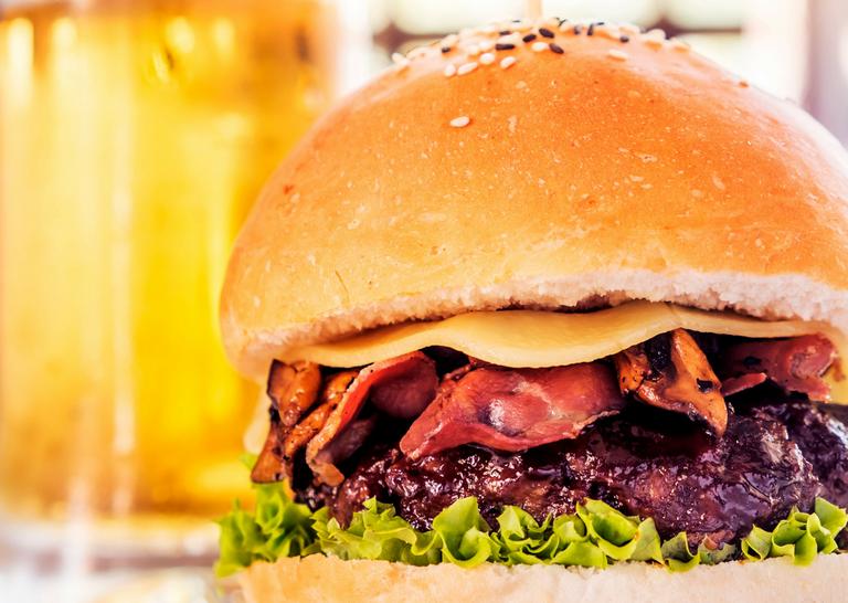 Dukes Burgers, Gleneagles Road