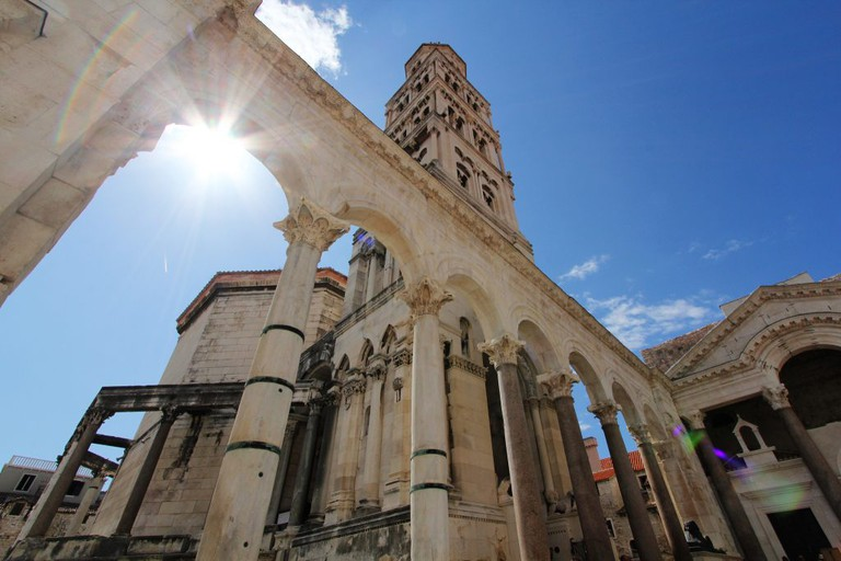 Diocletian's Palace | © alchen_x/Flickr