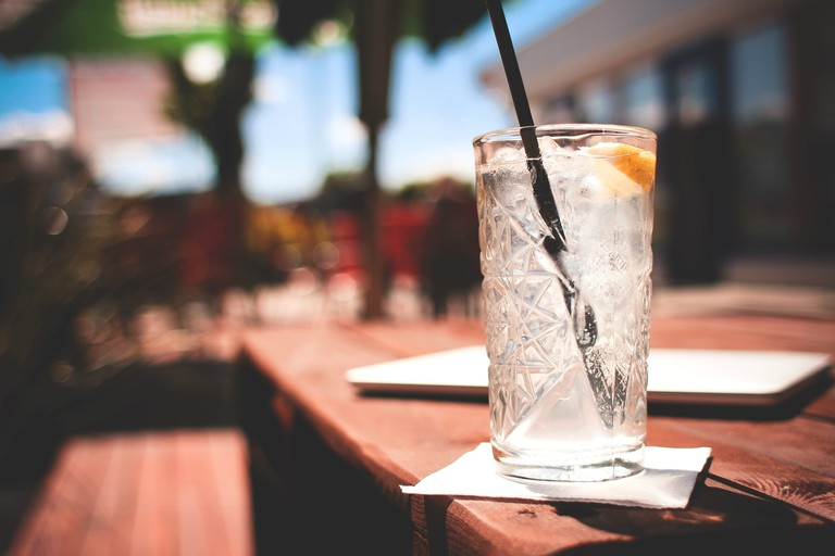 Opt for a gin and tonic in Malasaña