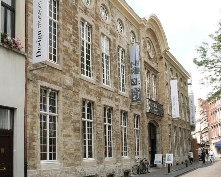 Design Museum | courtesy of Visit Ghent