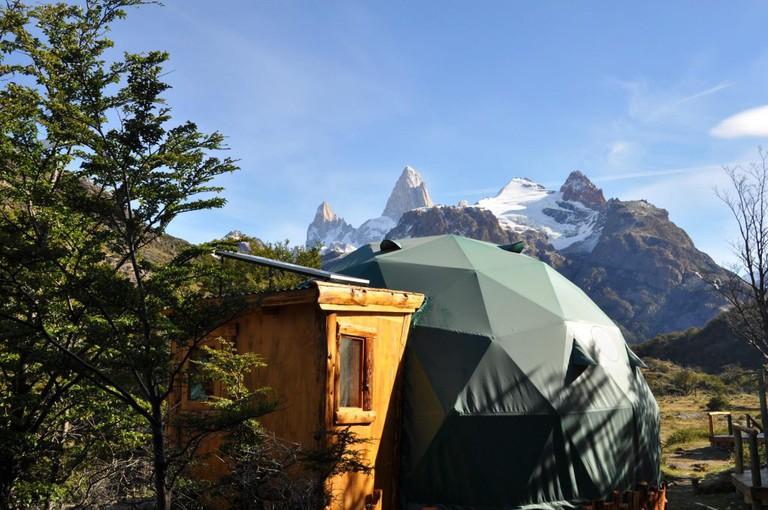 Patagonia Eco Domes | Courtesy of Patagonia Eco Domes