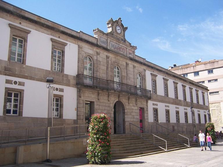 Museo de Arte Contemporánea de Vigo | ©Elisardojm2 / Wikimedia Commons