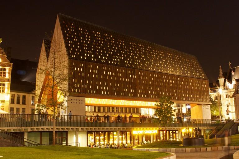 Ghent City Pavilion