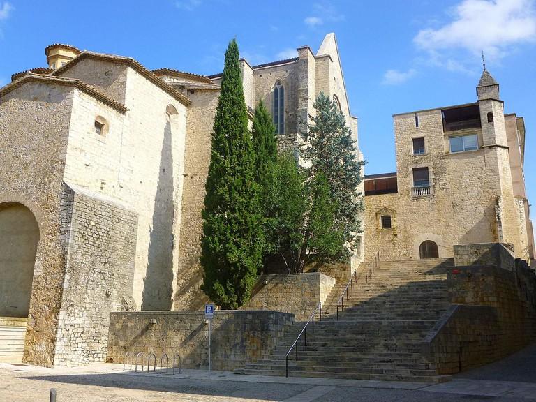Convento de Sant Domènec, Girona | ©Zarateman / Wikimedia Commons