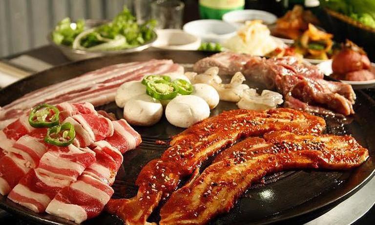 Honey Pig BBQ, Annandale