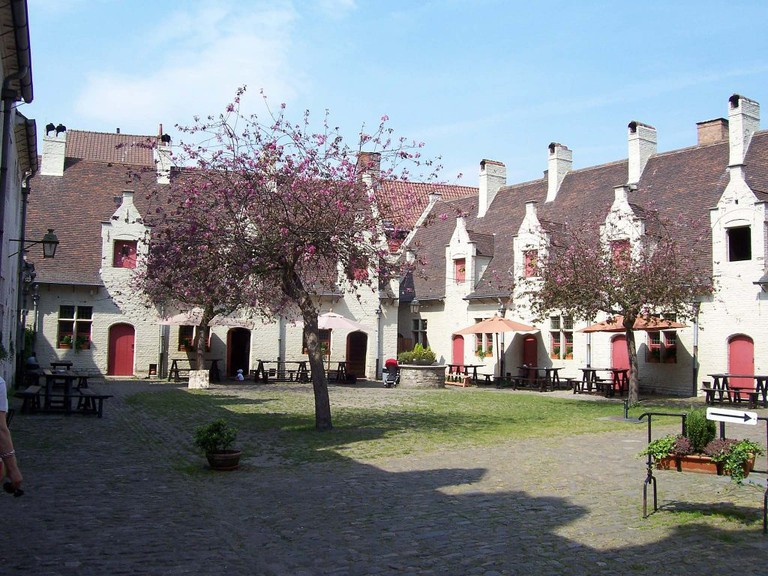 House of Alijn   courtesy of Visit Ghent