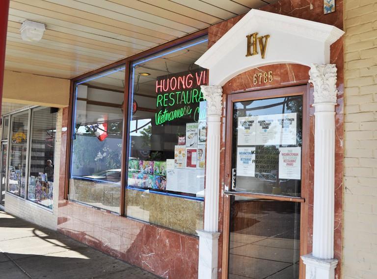 Huong Viet Restaurant, Falls Church
