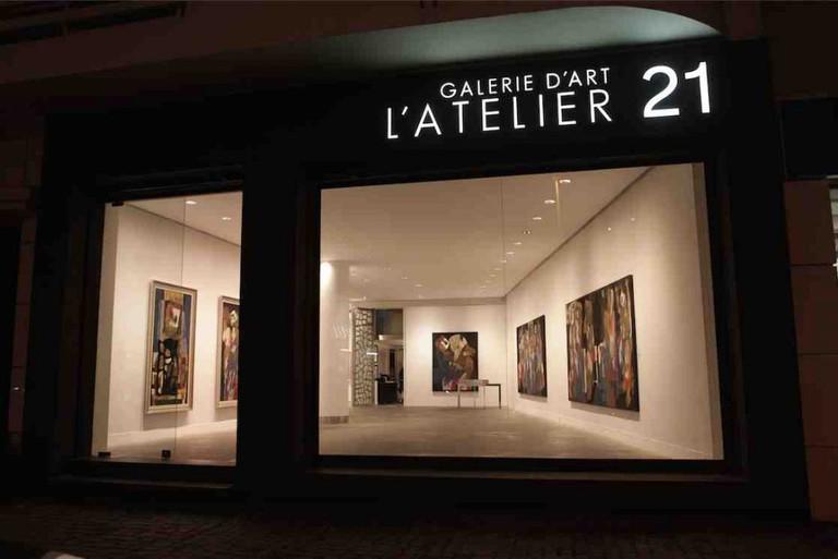 L'Atelier 21