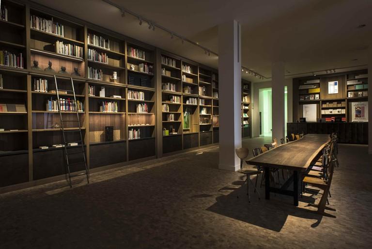 M HKA Bookshop | courtesy of M HKA