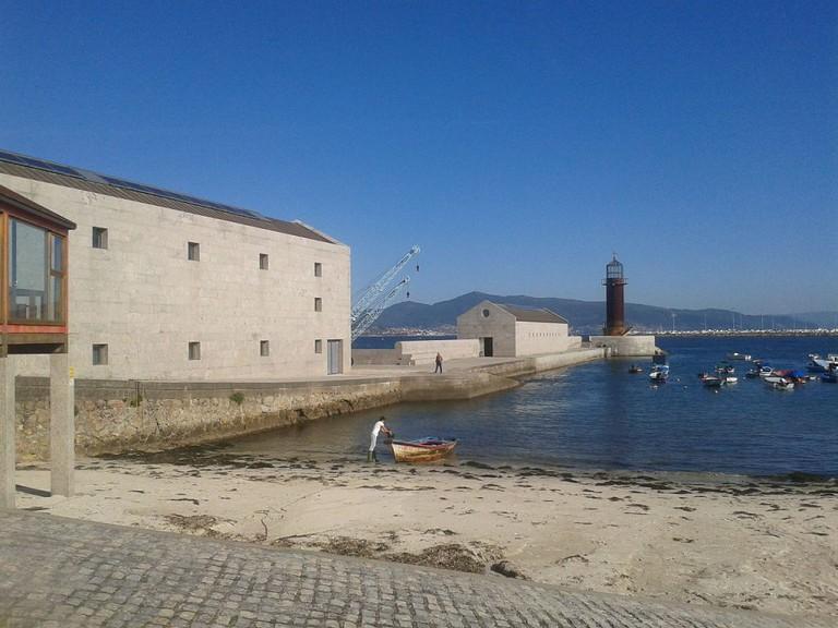 Museo do Mar de Galicia, Vigo | ©Dylanmonch vigo / Wikimedia Commons