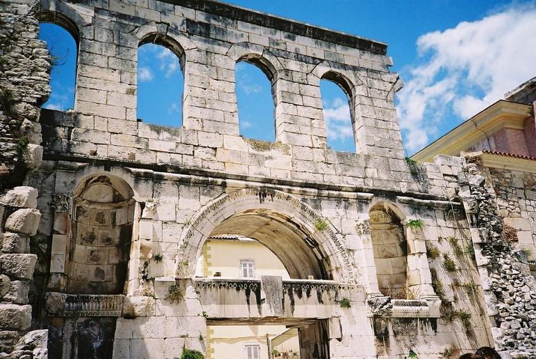 Diocletian's Palace | © Nigel Swales/Flickr
