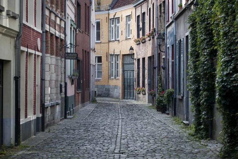 Patershol | courtesy of Visit Ghent