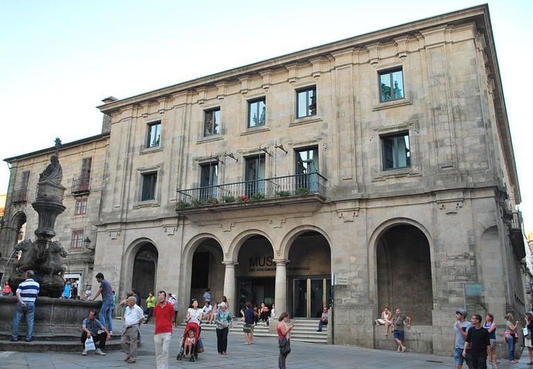 Pilgrim and Santiago Museum, Santiago de Compostela   ©Nemigo / Wikimedia Commons