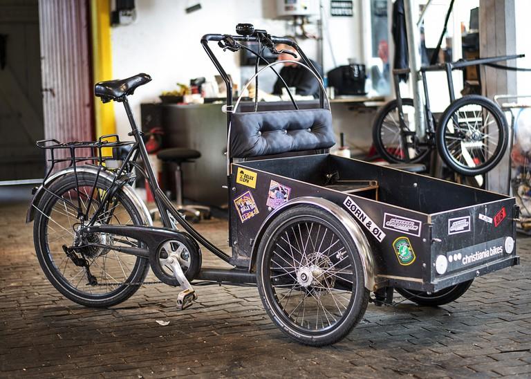 Christiania Cykler Shop