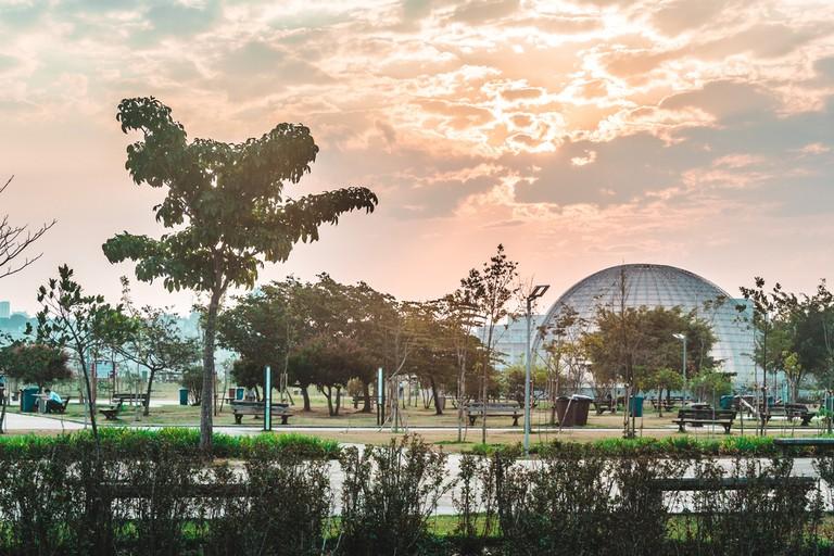 Villa-Lobos Park, São Paulo