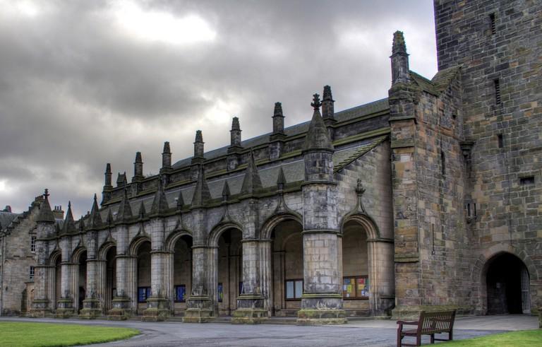 St Salvators Chapel