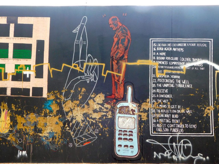 Street art Acrylic Walls