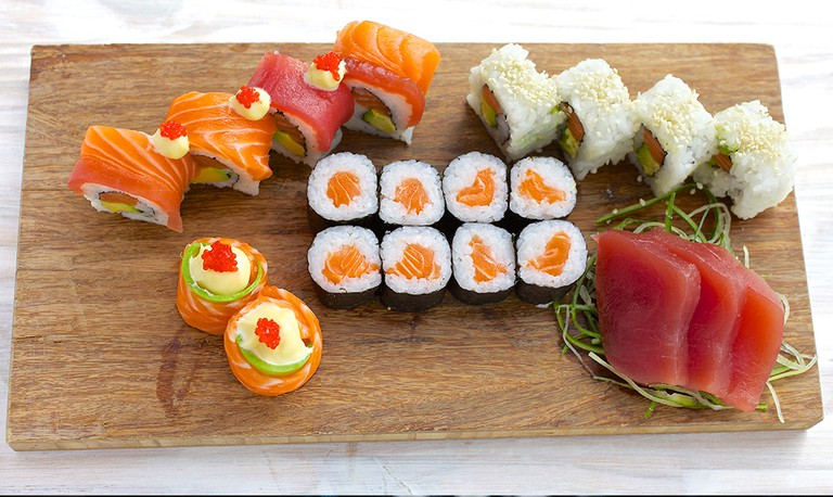Sushi Box Platter