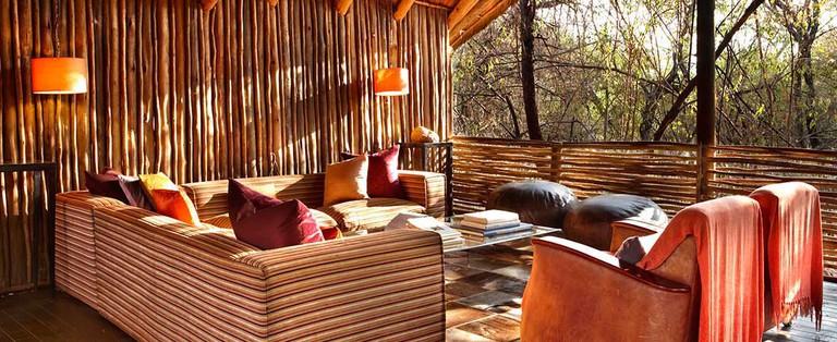 Jaci's Tree Lodges lounge | Courtesy of Jaci's Lodges
