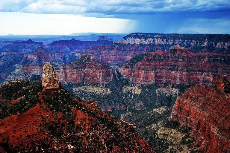 The Grand Canyon   © Alexander C. Kafka / Flickr