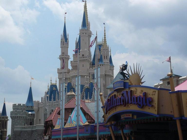 Magic Kingdom at Walt Disney World   © Michael Gray / Flickr