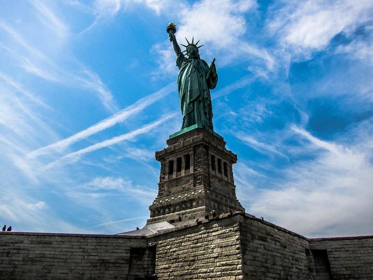 Statue of Liberty   © Samuel loannidis / Flickr