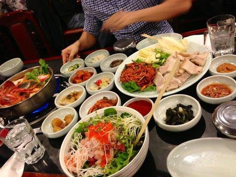 Yechon Korean Restaurant, Annandale