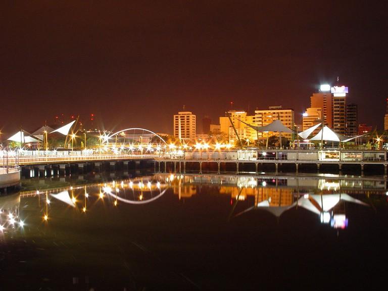 Malecon Salado, Guayaquil