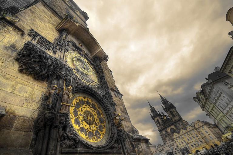 Prague Astronomical Clock Tower | © Carmelo Bayarcal/WikiCommons