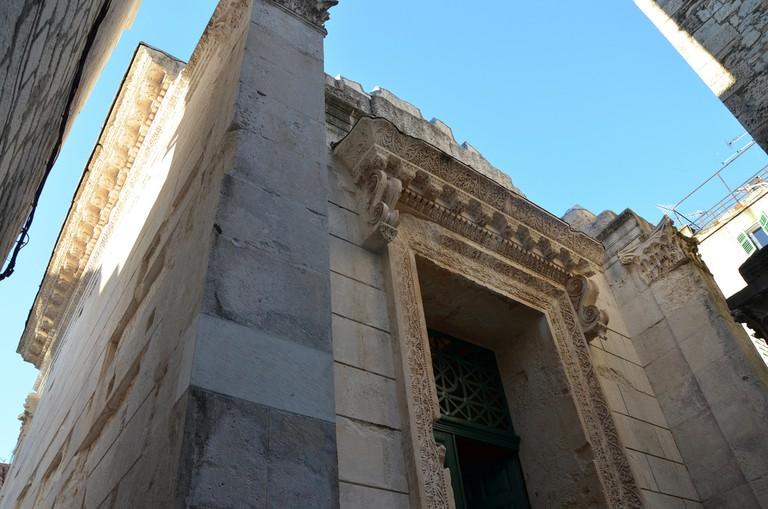 Temple of Jupiter | © Carole Raddato/Flickr