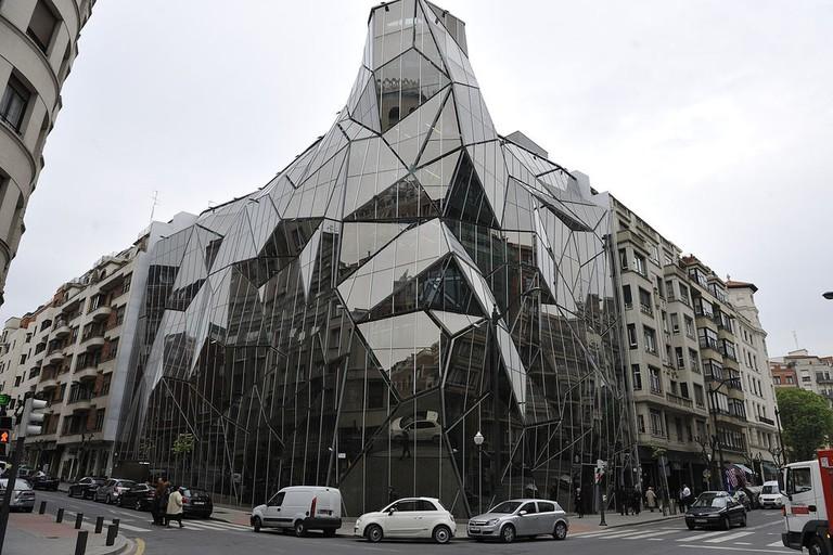 Ministry of Public Health (Osakidetzaren eraikina) Bilbao | ©Mikel Arrazola / Wikimedia Commons