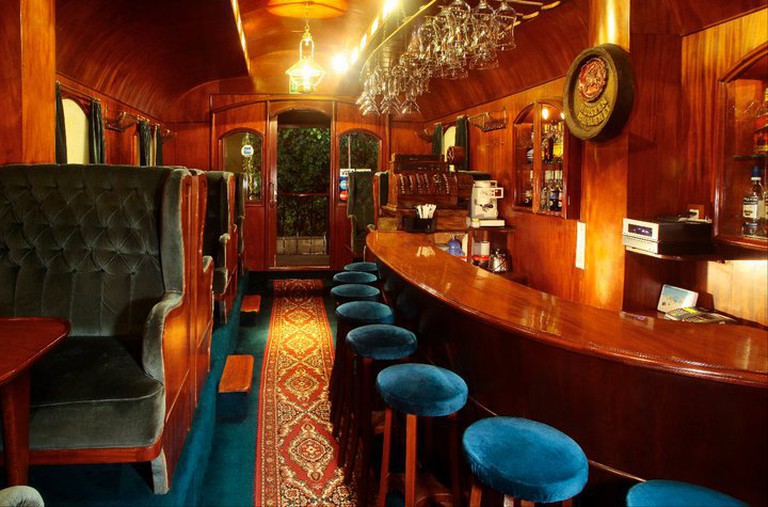 Orient Express Bar