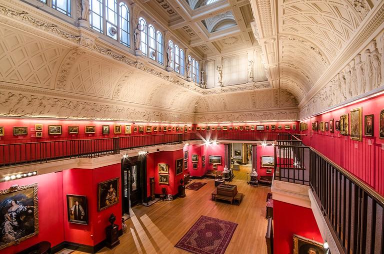 British Art Gallery, Fitzwilliam Museum