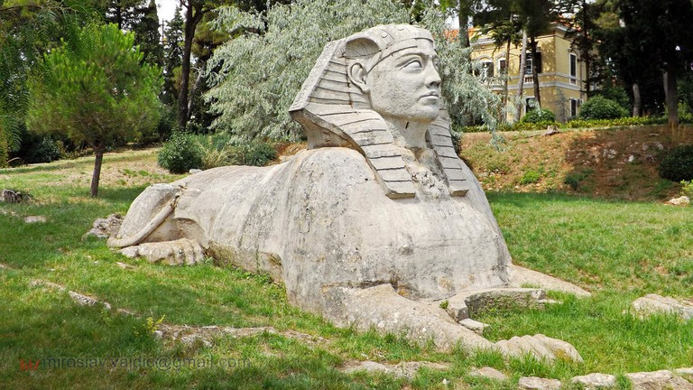 Zadar Sphinx   © Miroslav Vajdic/Flickr