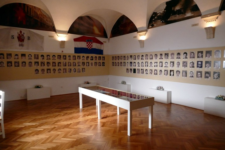 Memorial Room of the Dubrovnik Defenders | © Donald Judge/Flickr