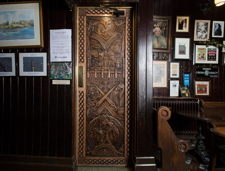 Door 4 at Blake's