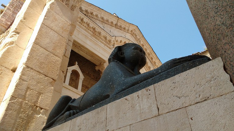Diocletian's Palace | © Jorge Brazil/Flickr