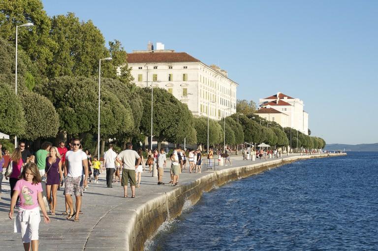 Zadar Embankment   © Aleksandr Zykov/Flickr