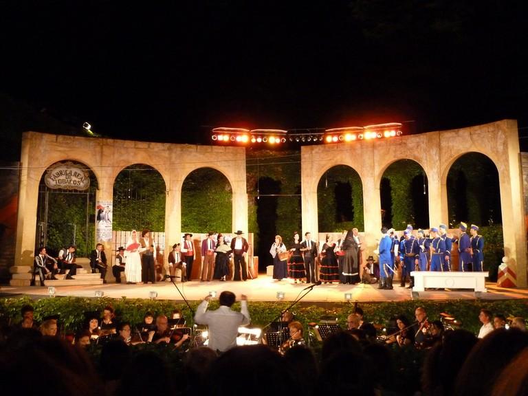 Varna's Summer Theater