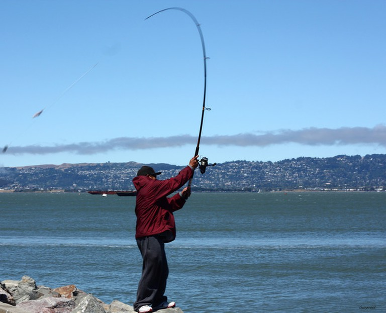 Time to Fish | ©GPS