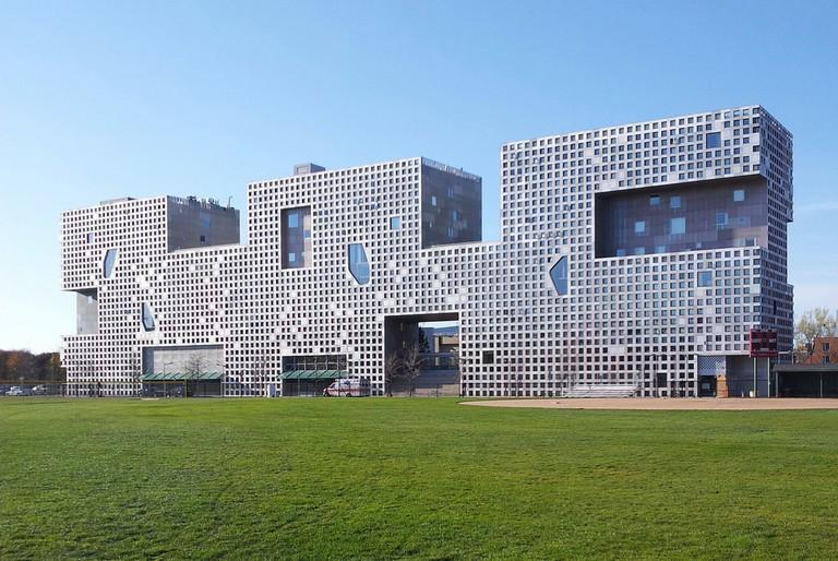 MIT Simmons Hall | © Aleksandr Zykov/Flickr