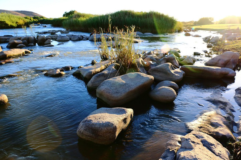 Camping-Orange-River