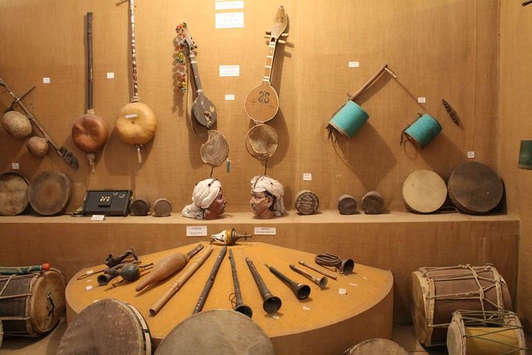 Artifacts at Janapada Loka