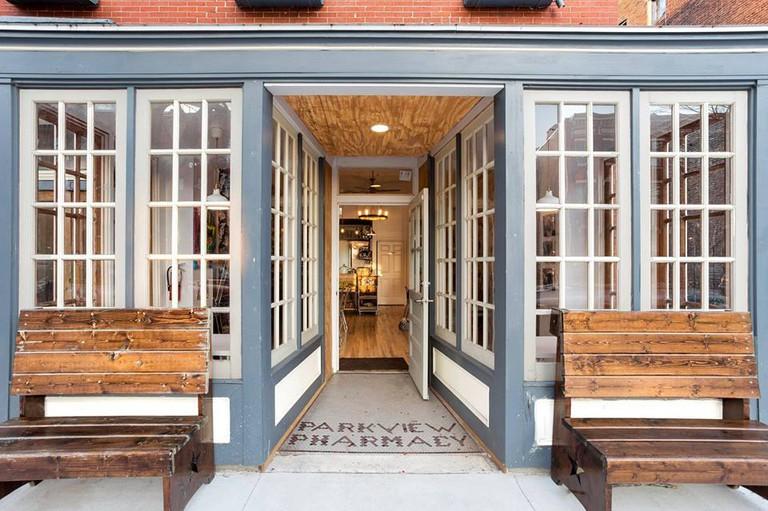 Dovecote Cafe, Baltimore
