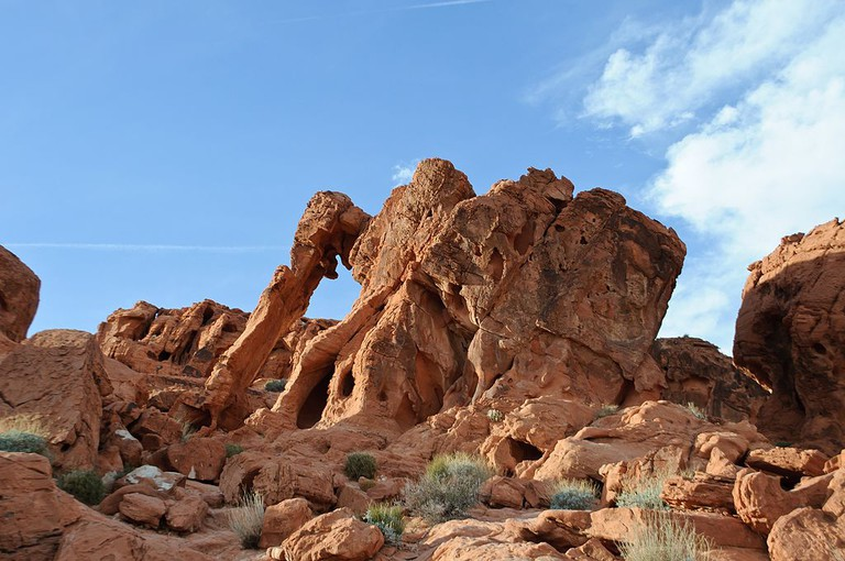 Elephant Rock, Valley of Fire State Park, Nevada