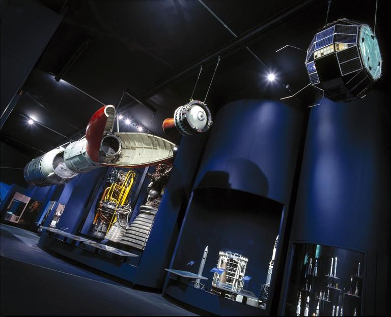 Exploring Space   © Science Museum